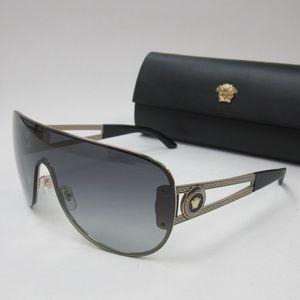 Versace 2166 1252/8G Men's Sunglasses/Italy/OLL836